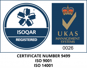 ISOQAR Certificate logo