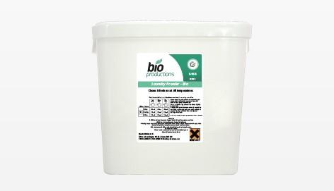 laundry powder bio