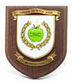 Bio-Productions green apple award