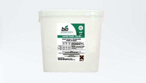 laundry powder non bio